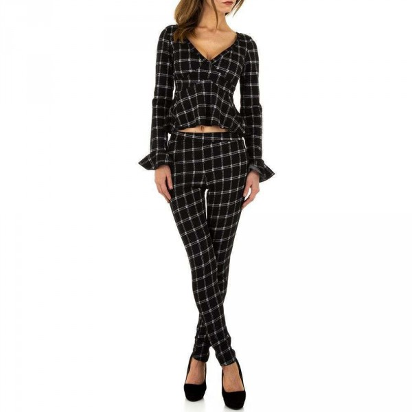 Damen Anzug Emma&Ashley Design squareblack