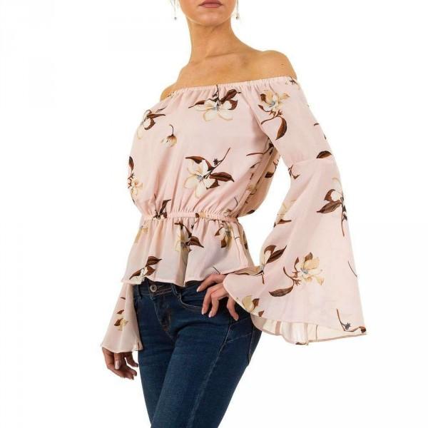 Damen Bluse rosa