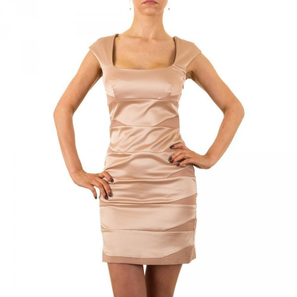 Damen Kleid Usco bronze-apricot
